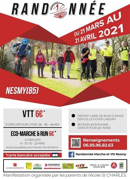 affiche-rando-vtt-run-marche-nesmy-2021
