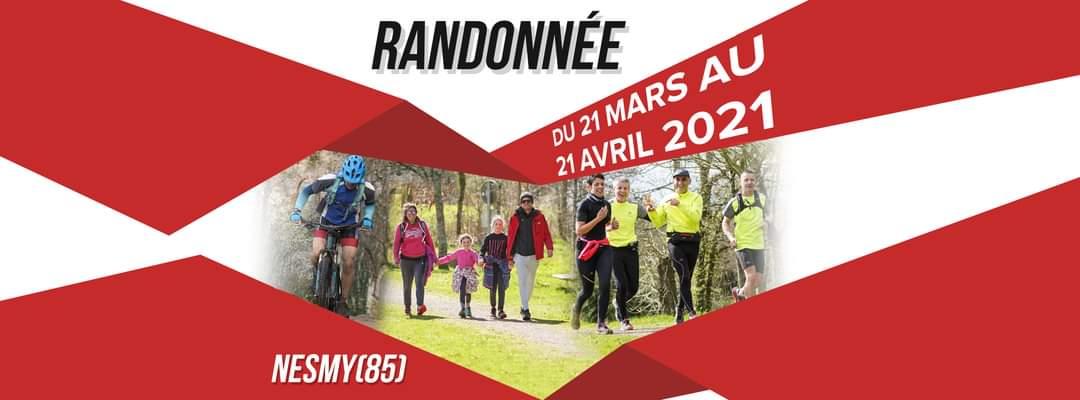 Nouveauté - Randonnée VTT Pédestre Run 2021